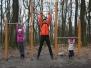 Montkoliblank: Cvičme v zime